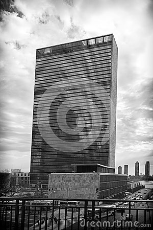 The United Nations Editorial Stock Photo