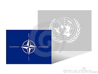 United Nations are a shadow of NATO