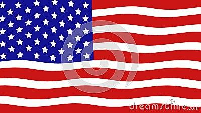 united państwa bandery zbiory