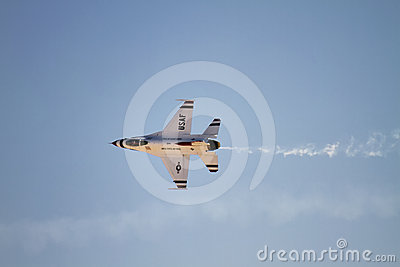 United States Air Force Thunderbirds Stock Photography - Image: 24412762