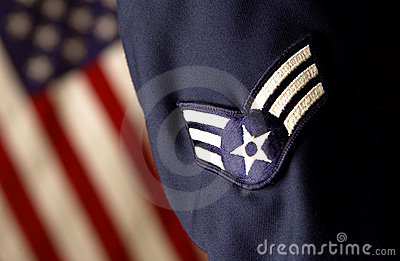 United States of America armed forces