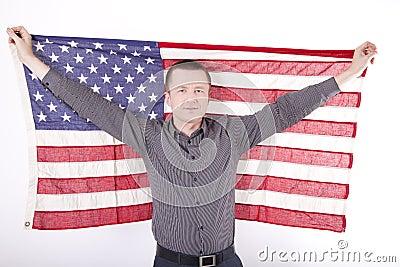 United States of America fan
