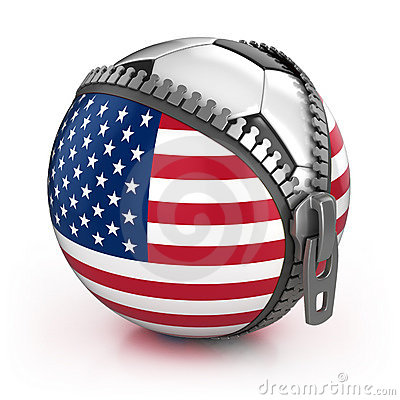 United States of America football nation