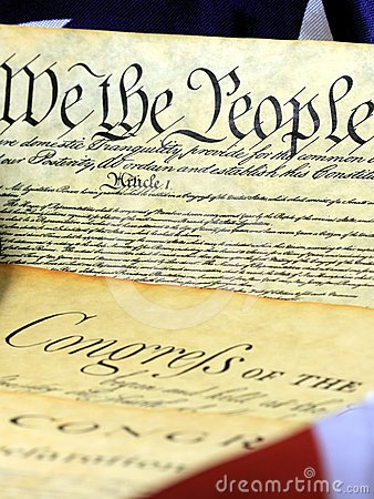 United States Constitution, We The People