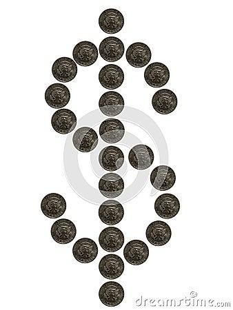 United States dollar sign
