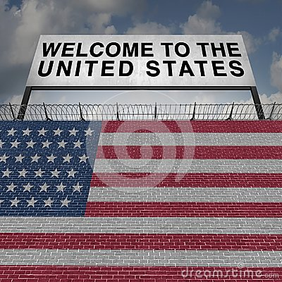 Free United States Immigration Stock Photos - 119245783