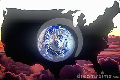 United States mainland