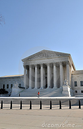 United States Supreme Court Bldg