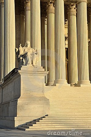 United States Supreme Court detail- Washington, DC