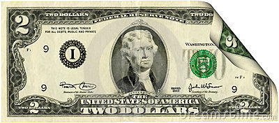 United States two dollar bill