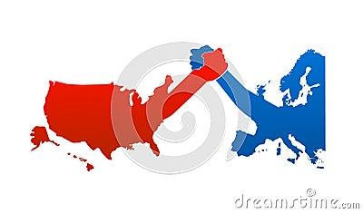 United states versus europe