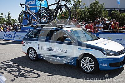 UnitedHealthcare 2012 Amgen Tour of California Editorial Image