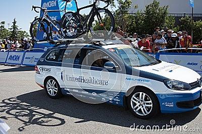 UnitedHealthcare 2012 Amgen Tour of California Editorial Image