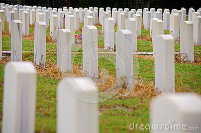 Unites States Military Memorial Grave Site