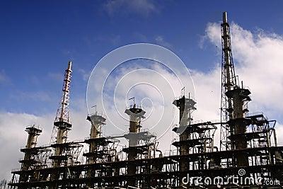 Units for nitric acid production on fertilizer pla