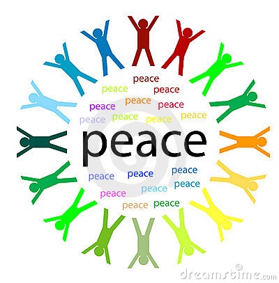 unity and peace stock photos image 1019393