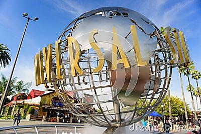 Universal Studios Editorial Stock Image
