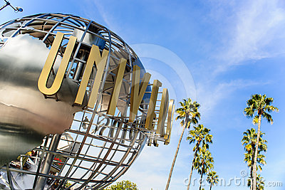 Universal Studios Editorial Stock Photo