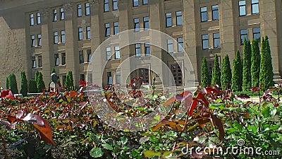 Universidade de Daugavpils de Letónia vídeos de arquivo