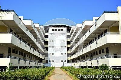 Universiity building