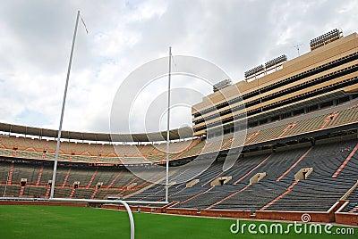 Universität des Tennessee-Fußballplatzes