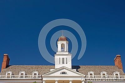 University building facade