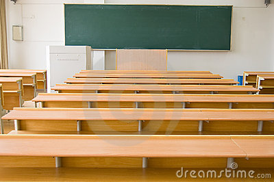 University classrooms