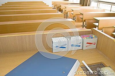 University classrooms