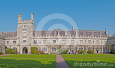 University College Cork Editorial Image