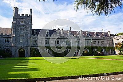 University College Cork Quad