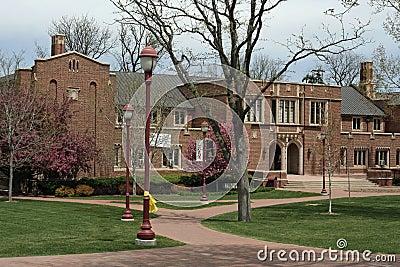 University of Denver Editorial Image