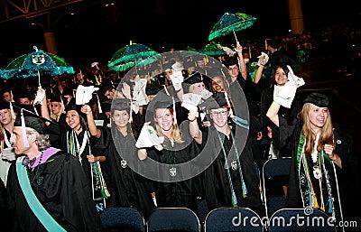 University Graduation Editorial Photography