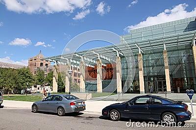 University of Michigan Editorial Image