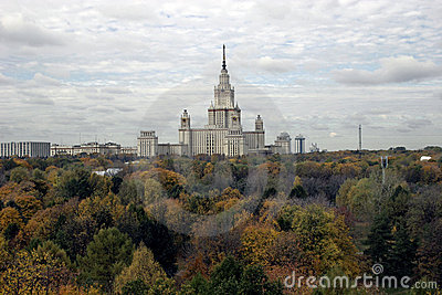 University in Moscow