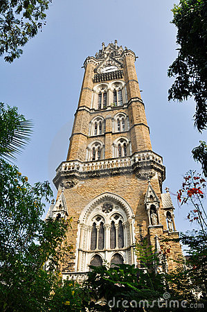 The University of Mumbai, India