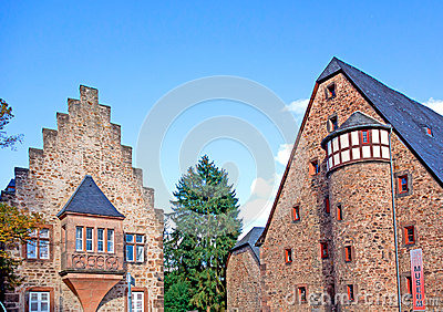 University Museum Marburg Editorial Stock Photo