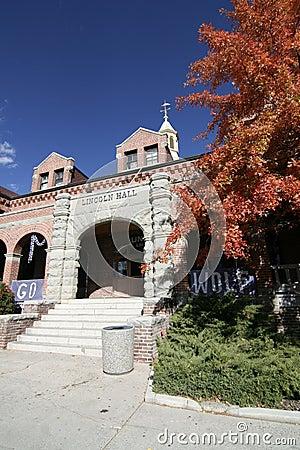 University of Nevada - Reno Editorial Stock Image