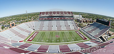 University of Oklahoma Editorial Photo