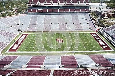 University of Oklahoma Football Stadium