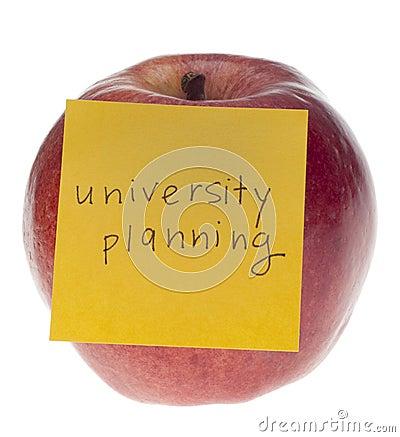 University Planning