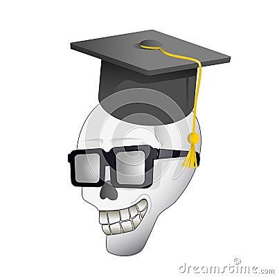 University skull