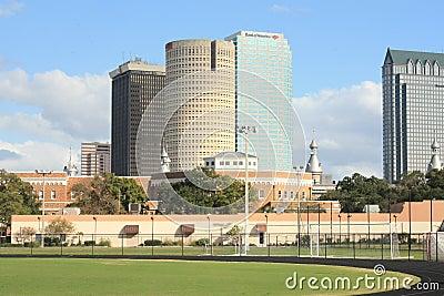 University of Tampa Editorial Photo