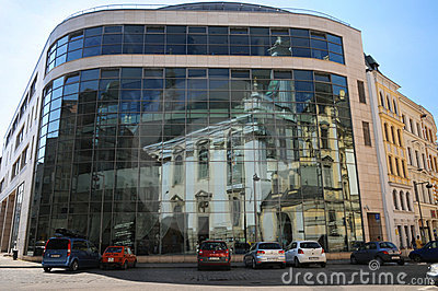 University - Wroclaw Editorial Stock Image