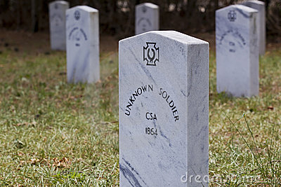 Unknown Confederate Soldiers