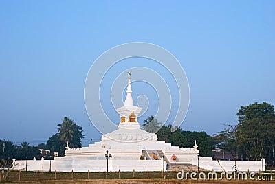 Unknown Soldier s Monument in Vientiane, Laos