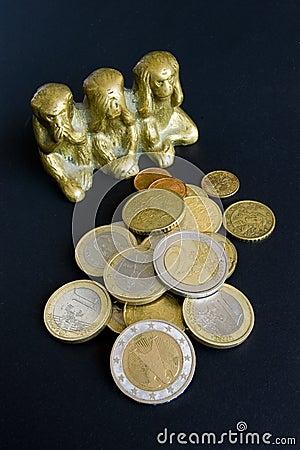 Unknown source money