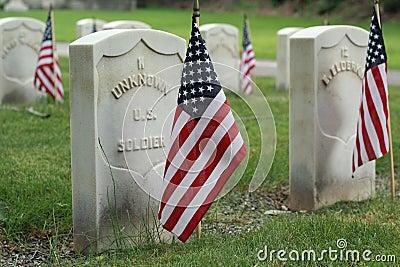 Unknown US Soldier