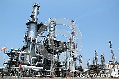 Unleaded Oil Refinery