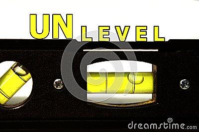 Unlevel Level