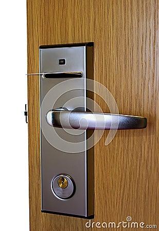 Unlock door